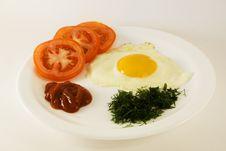 Morning Breakfast Stock Photo