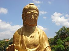 Free Buddha Statue 01 Stock Images - 2964924