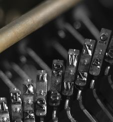 Free Typewriter Royalty Free Stock Image - 2964996