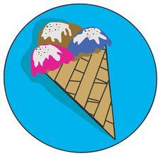 Free Ice Cream Royalty Free Stock Image - 2965186
