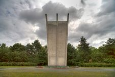 Free BerlinAirliftMonument Royalty Free Stock Images - 2965339