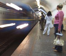 Free Underground Station Stock Images - 2965874