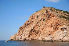 Free Cliff In Crimea Stock Photos - 2966343