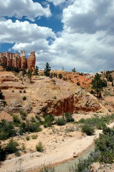 Free Utah Landscape Royalty Free Stock Photo - 2966455