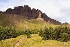 Free The Old Man Of Storr Royalty Free Stock Photo - 2967095