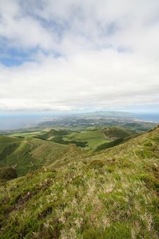 Free Azores Landscape Royalty Free Stock Photos - 2967838