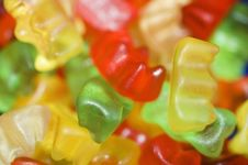 Free Gummi Bears Stock Photos - 2968053