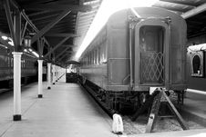 Free Vintage Train Car Royalty Free Stock Images - 2968779