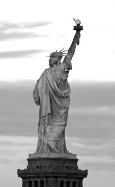 Free The Statue Of Liberty Royalty Free Stock Photo - 2968885