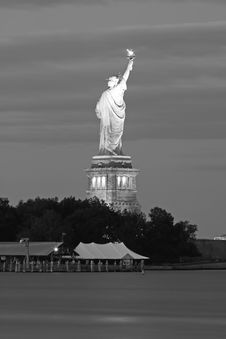 Free The Statue Of Liberty Stock Image - 2968921