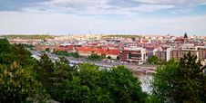 Free Residential District Of Prague Stock Image - 29603601