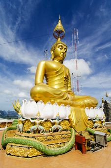 Free Buddha Statue Stock Photo - 29607910
