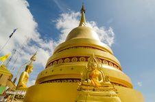 Free Stupa And Buddha Stock Photos - 29607923