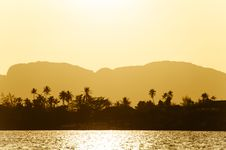 Free Sunset In Thailand Stock Photos - 29607933