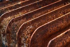 Free Rusty Radiator Royalty Free Stock Image - 29608306