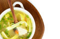 Free Chicken Noodle Soup Stock Image - 29612401