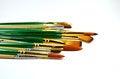 Free Multiple Type Of Paintbrush Stock Images - 29617954