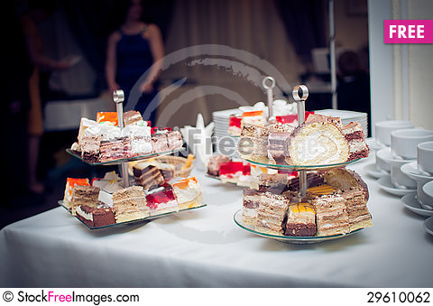 Free PARTY CAKE Stock Photography - 29610062