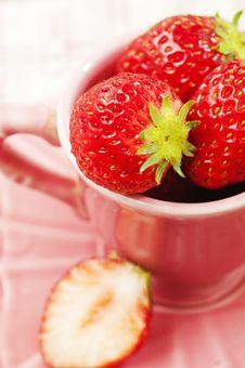 Free Strawberries Stock Image - 29614691