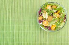 Free Vegetable Salad Royalty Free Stock Photo - 29615055