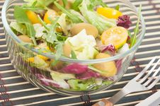 Free Vegetable Salad Stock Photography - 29615062
