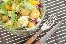 Free Vegetable Salad Royalty Free Stock Image - 29615066