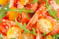 Free Vegetable Salad Close-up Stock Photos - 29615153