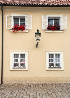 Free House In Prague Stock Photos - 29616263