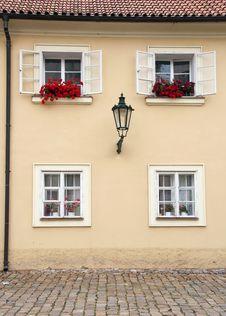 Free House In Prague Stock Photos - 29616263