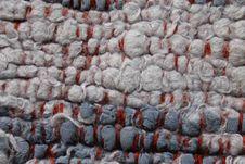 Free Old Handmade Doormat Stock Photography - 29617772