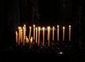 Free Church Candles Royalty Free Stock Photos - 29628158