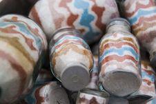 Multicolor Sand Stock Photo