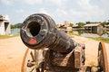 Free Thai Ancient Cannon. Royalty Free Stock Photos - 29633198