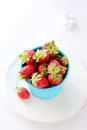 Free Pot With Strawberries Stock Images - 29633744