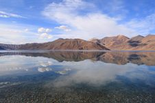 Free Pangong Lake In Ladakh Royalty Free Stock Image - 29639096