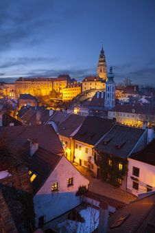 Free Cesky Kromlov, Czech Republic. Royalty Free Stock Photos - 29639558