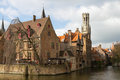 Free View Of The Canals Of Bruges 3 Royalty Free Stock Photos - 29645268
