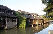 Free Wuzheng Landscape In Dusk Stock Photo - 29643740