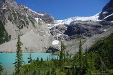 Free Joffre Lakes Provincial Park Stock Image - 29645571
