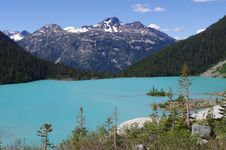 Free Joffre Lakes Provincial Park Royalty Free Stock Photo - 29645675