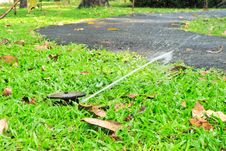 Free Water Sprinkler Stock Photos - 29645913