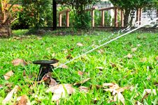 Water Sprinkler Royalty Free Stock Images