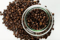 Free Coffe Beans Royalty Free Stock Photos - 29654188