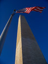 Free United States Washington Monument, Or Obelisk, In Royalty Free Stock Photography - 29659527