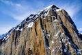 Free Rocky Alaskan Mountain Near Denali National Park. Stock Images - 29659554
