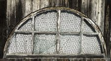Free Old Wooden Wall With Window Vintage Royalty Free Stock Image - 29651966