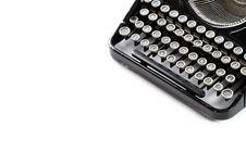 Free Old Typewriter Stock Photo - 29653020