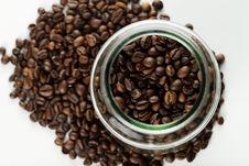 Free Coffe Beans Royalty Free Stock Photos - 29654188