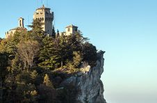 Free San Marino Castle Royalty Free Stock Photography - 29655167
