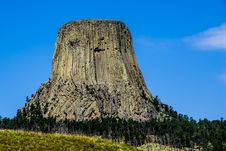 Free The Amazing Devil S Tower, Wyoming, USA. Royalty Free Stock Photo - 29660555